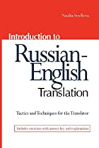 Introduction to Russian-English Translation:…