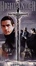 Highlander: Finale (VHS)