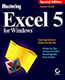 Chester, Thomas: Mastering Excel 5 for Windows/Excel 5 for Windows Instant Reference