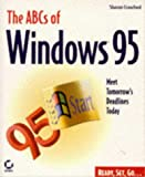 Crawford, Sharon: The ABCs of Windows 95 (The Abc's Series)