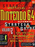 Farkas, Bart: Nintendo 64 Ultimate Strategy Guide (Nintendo , Vol 2)