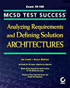 MCSD Test Success: Analyzing Requirements…
