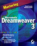 Crowder, David: Mastering Macromedia Dreamweaver X with CDROM