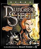 Dungeon Siege: Sybex Official Strategies &…