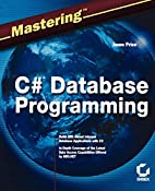 Mastering C# Database Programming by Jason…