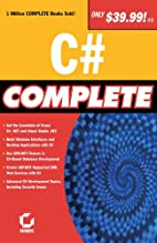 C# Complete by Sybex