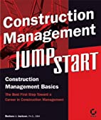 Construction Management JumpStart by Barbara…