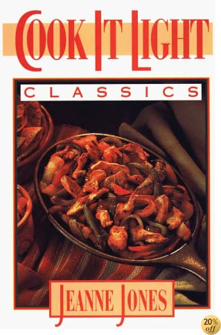 Cook It Light Classics (G.K. Hall Large Print Reference Collection)