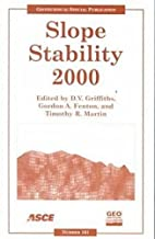 Slope stability 2000 : proceedings of…