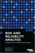 Risk and reliability analysis : a handbook…