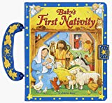 Singer, Muff: Baby's First Nativity: With Handle