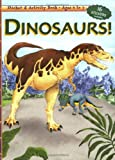 Stewart, Jennifer: Dinosaurs: Sticker And Activity Book