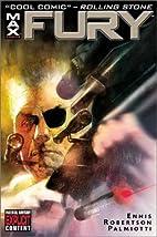 Fury TPB (Max Comics--Cover) by Garth…
