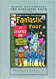 Lee, Stan: Marvel Masterworks The Fantastic Four: Nos. 21 - 30
