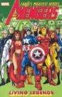 Busiek, Kurt: Avengers: Living Legends