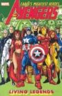 Avengers: Living Legends by Kurt Busiek