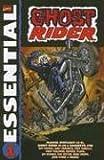 Thomas, Roy: Essential Ghost Rider, Vol. 1 (Marvel Essentials)