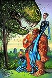 Parker, Jeff: Marvel Adventures Fantastic Four Vol. 2: Fantastic Voyages