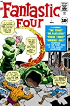 The Fantastic Four Omnibus, Volume 1 by Stan…