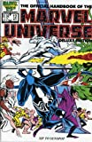 Gruenwald, Mark: Essential Official Handbook of the Marvel Universe, Vol. 2, Deluxe Edition