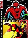 J. Michael Straczynski: Marvel Visionaries: John Romita Jr. HC