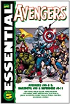 Essential Avengers, Volume 5 by Roy Thomas