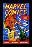 Burgos, Carl: Essential Golden Age Marvel Comics Volume 1 TPB (v. 1)