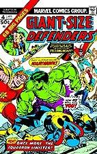 Essential Defenders, Volume 2 by Len Wein