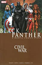 Civil War: Black Panther by Reginald Hudlin
