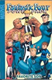 Lente, Fred Van: Fantastic Four and Power Pack: Favorite Son