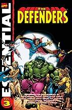Essential Defenders, Volume 3 by Steve…