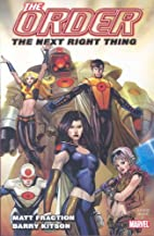 The Order Vol. 1: The Next Right Thing (Iron…