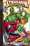 Todd Dezago: Spider-Man Family: Itsy-Bitsy Battles (Marvel Adventures Spider-Man)