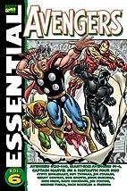 Essential Avengers, Volume 6 by Steve…