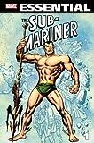 Lee, Stan: Essential Sub-Mariner, Vol. 1 (Marvel Essentials)