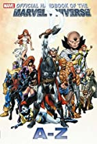 Official Handbook Of The Marvel Universe A…