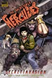 Greg Pak: Incredible Hercules: Secret Invasion