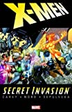 Mike Carey: Secret Invasion: X-Men