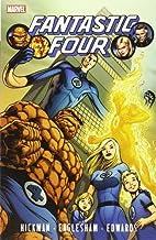Fantastic Four by Jonathan Hickman, Vol. 1…