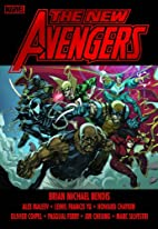 The New Avengers Deluxe, Volume 3 by Brian…