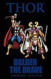 Walter Simonson: Thor: Balder the Brave