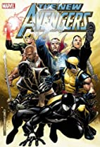 The New Avengers Deluxe, Volume 4 by Brian…