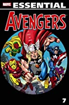 Essential Avengers, Volume 7 by Jim Shooter