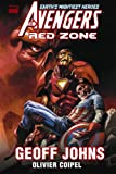 Geoff Johns: Avengers: Red Zone
