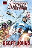 Geoff Johns: Avengers: World Trust