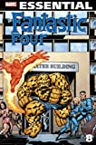 Thomas, Roy: Essential Fantastic Four, Vol. 8 (Marvel Essentials)