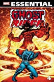 Fleisher, Michael: Essential Ghost Rider, Vol. 4 (Marvel Essentials)