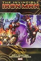 Invincible Iron Man Omnibus, Vol. 2 by Matt…