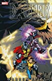 Ellis, Warren: Excalibur Visionaries: Warren Ellis, Vol. 2