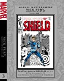 Friedrich, Gary: Marvel Masterworks: Nick Fury, Agent of S.H.I.E.L.D. - Volume 3